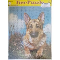 Állatok puzzle 120 db-os - Német juhászkutya