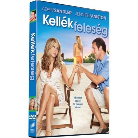 DVD Kellékfeleség
