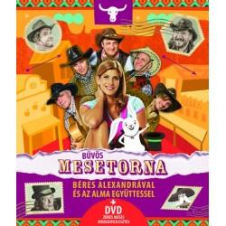 Bűvös Mesetorna (+DVD)