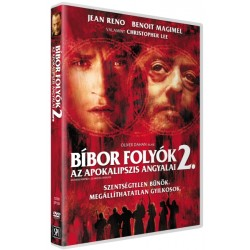 DVD Bíbor folyók 2 - Az apokalipszis angyalai