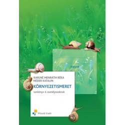 Környezetismeret tankönyv 4. osztályosoknak