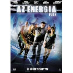 DVD Az energia