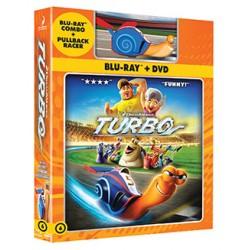Blu-ray Turbó + DVD és ajándék csigajáték