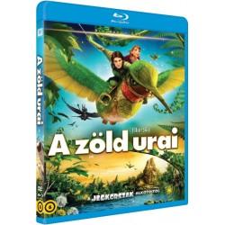 Blu-ray A zöld urai