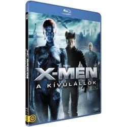 Blu-ray X-Men: A kívülállók