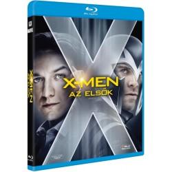 Blu-ray X-Men: Az elsők