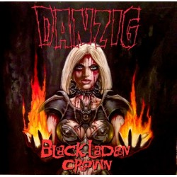 CD Danzig: Black Laden Crown (Digipack)