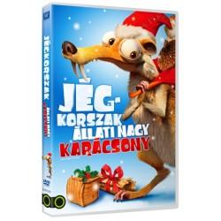 DVD Jégkorszak - Állati nagy karácsony