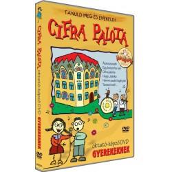 DVD Cifra palota