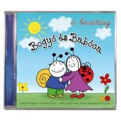 CD Bogyó és Babóca: A barátság