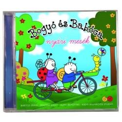 CD Bogyó és Babóca: Nyári mesék