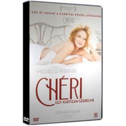 DVD Chéri - Egy kurtizán szerelme