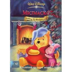 DVD Micimackó: Boldog új mackóévet!