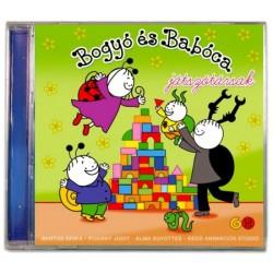 CD Bogyó és Babóca: Játszótársak