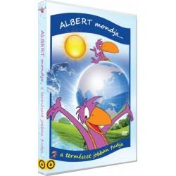 DVD Albert mondja... a természet jobban tudja