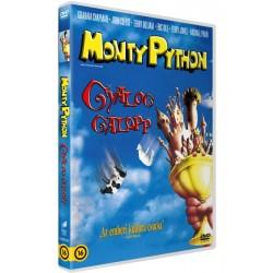 DVD Monty Python: Gyalog galopp