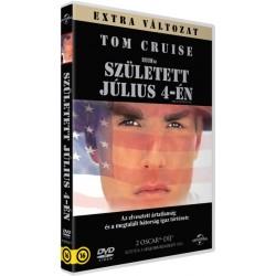 DVD Született július 4-én