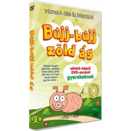 DVD Bújj-bújj zöld ág