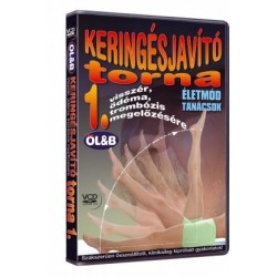 DVD Keringésjavító torna 1.