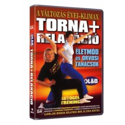 DVD Torna + relaxáció