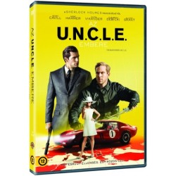 DVD Az U.N.C.L.E. embere