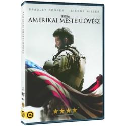 DVD Amerikai mesterlövész