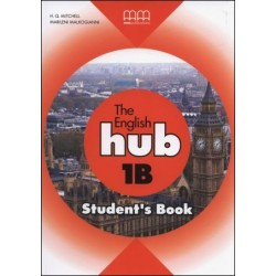 The English hub 1B Student's Book