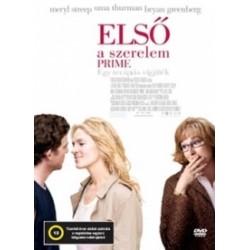 DVD Első a szerelem