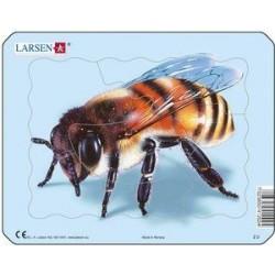 Larsen mini puzzle - Rovarok (Méh)
