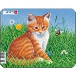 Larsen mini puzzle - Kiscica