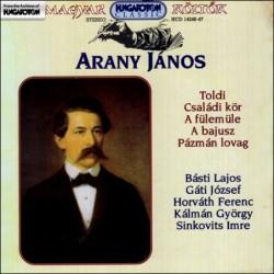 CD Magyar költők - Arany János