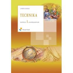 Technika tankönyv 1. osztályosoknak