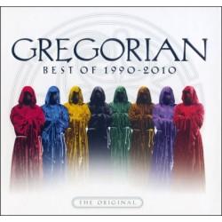 CD Gregorian: Best Of 1990 - 2010 (The Original)
