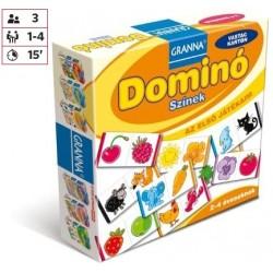 Az első játékaim Domino - Színek