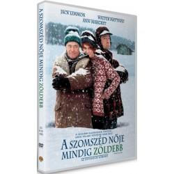 DVD A szomszéd nője mindig zöldebb