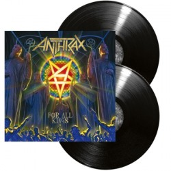 LP Anthrax: For All Kings (2LP)