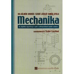 Mechanika - Az alapfokú végzettségre épülő szakképesítések tanulói számára