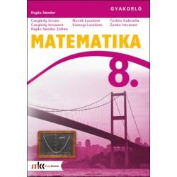 Matematika 8. gyakorló