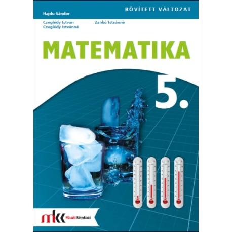 Matematika 5. osztály bővített változat