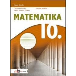Matematika 10. osztály