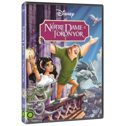 DVD A Notre Dame-i toronyőr