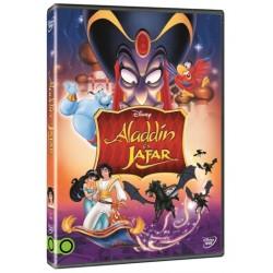 DVD Aladdin és Jafar