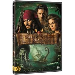 DVD A Karib-tenger kalózai - Holtak kincse