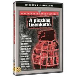 DVD A piszkos tizenkettő (duplalemezes extra változat)