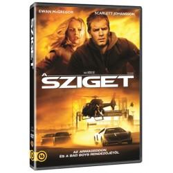 DVD A sziget