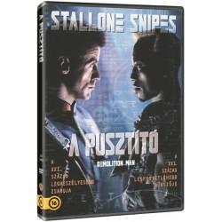 DVD A pusztító
