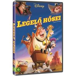 DVD A legelő hősei