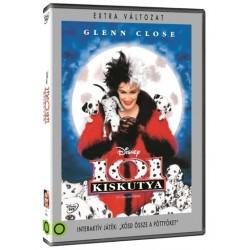 DVD 101 kiskutya (extra változat)