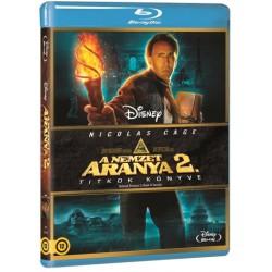 Blu-ray A nemzet aranya 2.: Titkok könyve