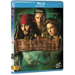 Blu-ray A Karib-tenger kalózai: Holtak kincse